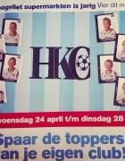 HKC spaaractie