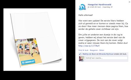 Hoogvliet HKC Facebook